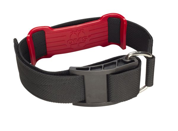 "2"" Nylon Cam Band w/Plastic Buckle-36"" length and OMS Frictian Pad"