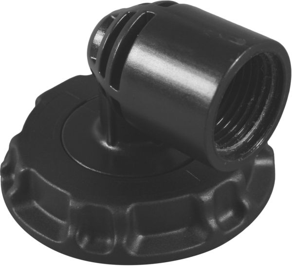 DIN Connector with collar