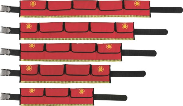 Soft weight Belt with OMS Aluminum Weight buckle
