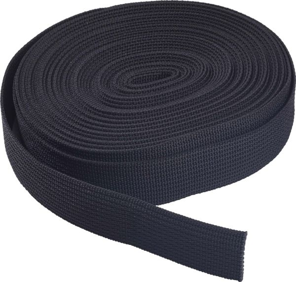 "1 "" Nylon-Gurtband, Standardsteifigkeit (25 ft.) ca 7.6 m"