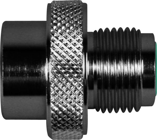 "Atemregler Adapter G 5/8"" 230 Bar Female auf Male G5/8"" 300 Bar"