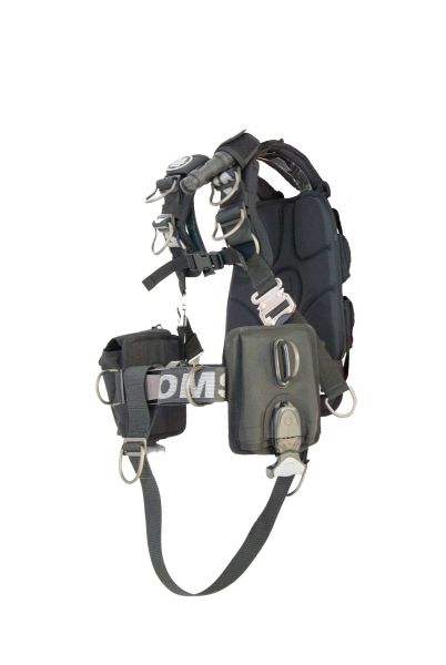 Comfort Harness System III Signature Packet Aluminium
