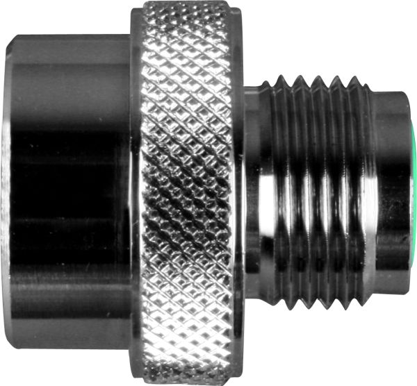 "Atemregler Adapter M 26 Female auf G 5/8"" Male 230 Bar"